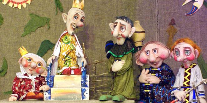 Детский кукольный театр